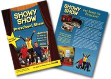 Showy Show DVD